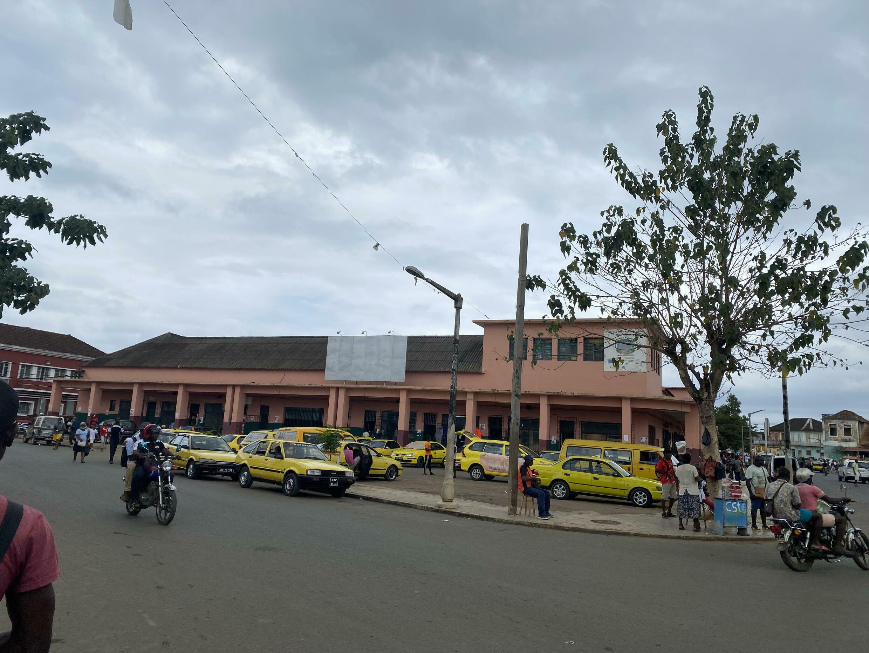 Ruas São Tomé