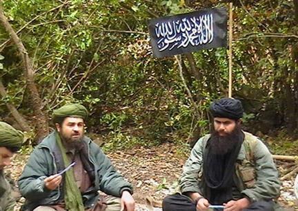 Abdelmalek Droukdel (d) alias Abou Moussa Abdelouadoud, du groupe terroriste algérien GSPC