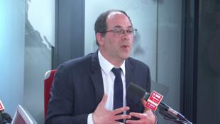 Emmanuel Maurel sur RFI le 15 avril 2019.