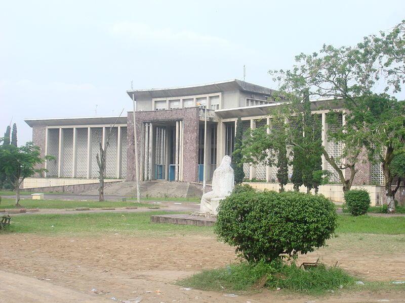 Université de Kinshasa, RDC.