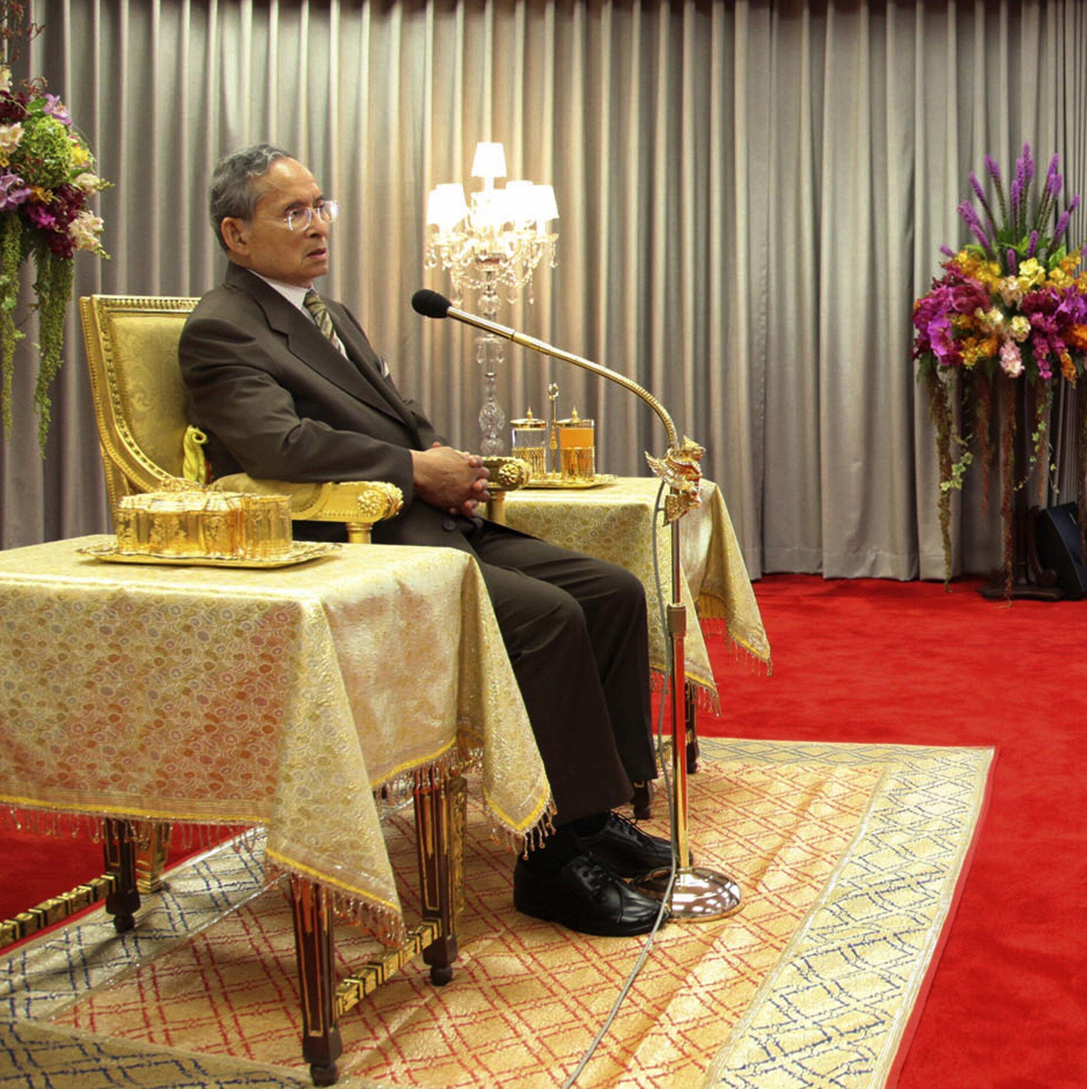 ព្រះមហាក្សត្រថៃ Bhumibol Adulyadej