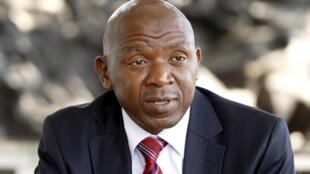 Agathon Rwasa, l'un des principaux opposants du président burundais Evariste Ndayishimiye.