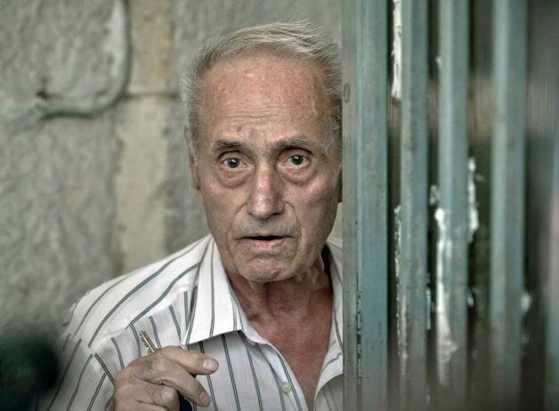 Cựu giám thị trại giam thời cộng sản ở Rumani, Alexandru Visinescu.
