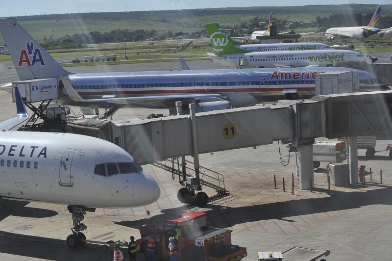 Na foto, o aeroporto de Brasília foi arrematado pelo consórcio Inframerica Aeroportos