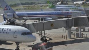 Na foto, o aeroporto de Brasília.