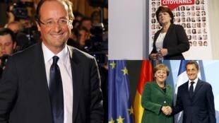 Principais temas da imprensa francesa nessa segunda-feira (10/10), primárias socialistas e crise econômica.