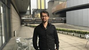 Sérgio Perez, cineasta macaense