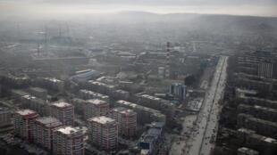 Mji muu wa Afghanistan, Kabul.