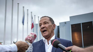 The President of Guyane territorial collectivity (Collectivité Territoriale de Guyane) Rodolphe Alexandre tells reporters schools will not open on the French territory after lockdown restrictions are eased.