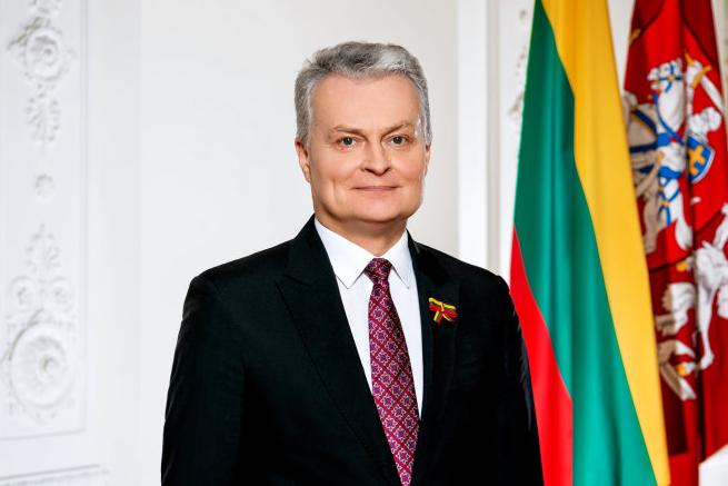 立陶宛總統瑙塞達資料圖片