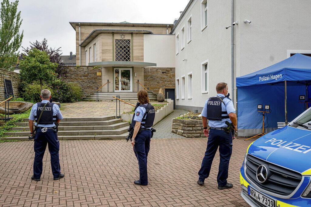 Sinagoga Alemanha