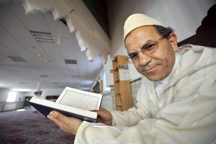 Ông Mohammed Moussaoui, Chủ tịch Hội đồng Hồi giáo Pháp.
