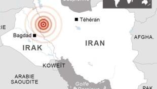 در استان کرمانشاه، مرکز زلزلهها در نزدیکی سومار بوده است.