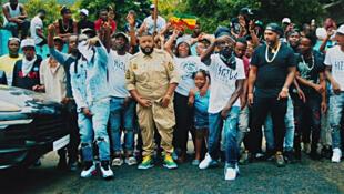 Dj Khaled feat Buju Banton, Sizzla et Mavado, 070 Shake.