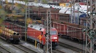 Greve de 50 horas convocada pelo Sindicato dos Maquinistas GDL, afeta o transporte ferroviário da Alemanha.