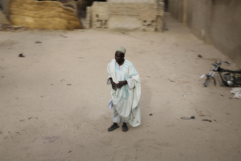 Wani Dattijo mazaunin garin Damasak dake jihar Borno a Najeriya.