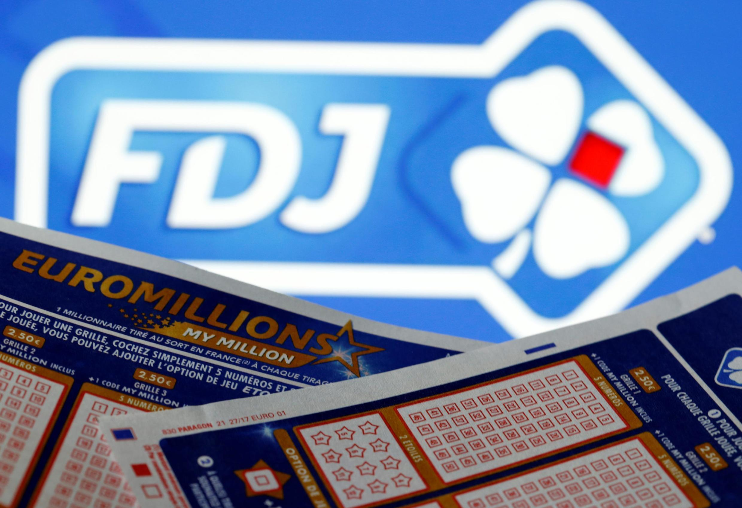 Every one a winner: the French government has already reaped two billion euros from the FDJ sale.