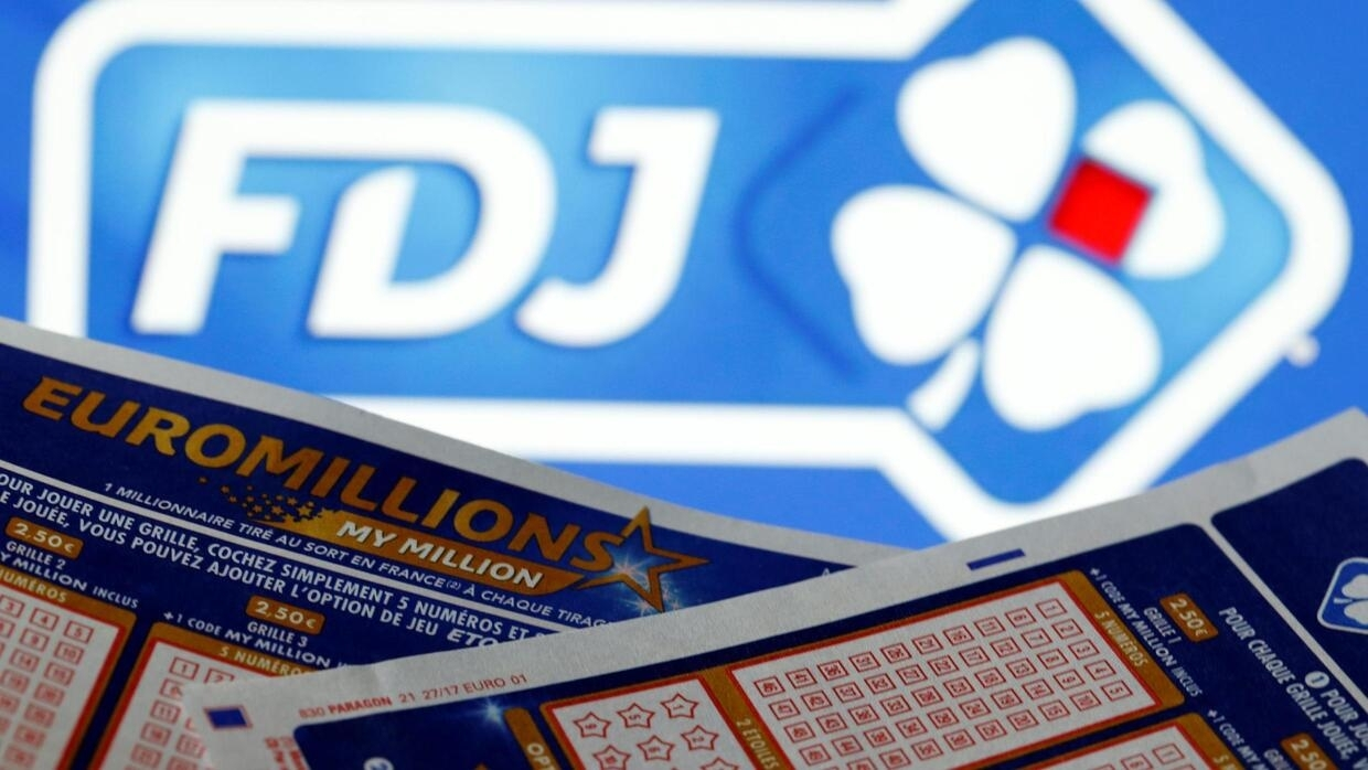 Image result for French lottery operator Francaise des Jeux