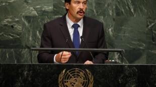匈牙利呼籲聯合國協調解決難民潮危機