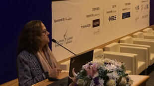 Solange Ghernaouti est spécialiste des questions de cybersécurité à l'Université de Lausanne.
