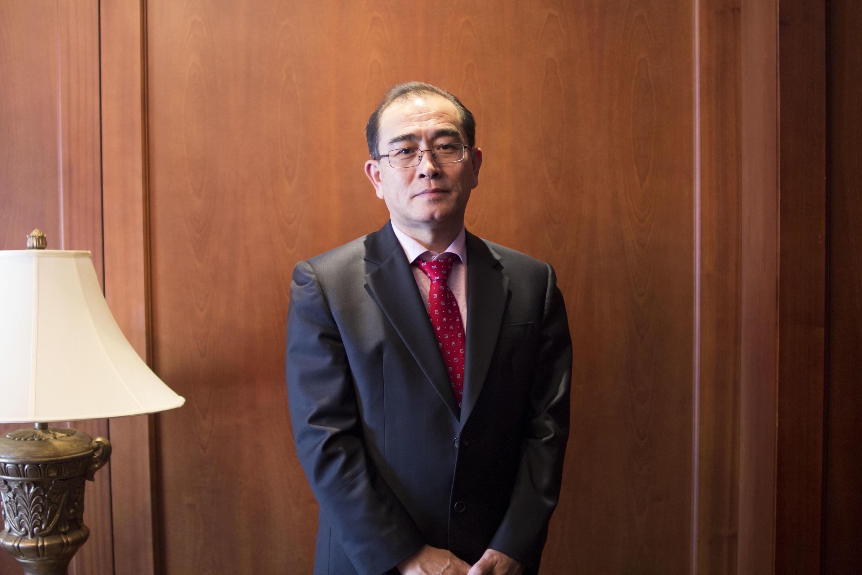 Thae Young-ho, ancien diplomate nord-coréen