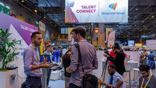 Des milliers de startups et près de 80.000 visiteurs sont attendus pour trois jours au salon VivaTech.