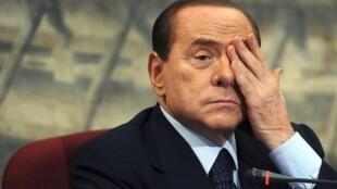 意大利前政府總理貝盧斯科尼是AC米蘭球隊的老闆