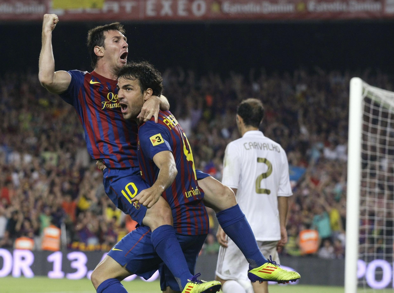 O Barcelona enfrenta o Milan, em casa, pela Liga de Campeões da Europa.