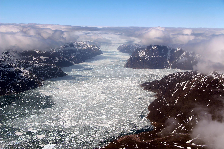 C'est au Groenland que Molecule est parti chercher les sonorités de son album.