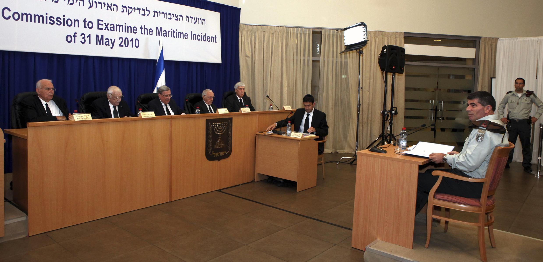 State-backed Israeli inquiry into the Israeli raid on the aid flotilla