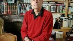 El francés Patrick Modiano es un prolífico autor con más de 30 libros en su haber.
