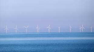 Первый во Франции парк прибрежных ветряных электростанций вблизи Сен-Назера заработает в будущем году.