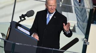 Joe Biden, Presidente dos Estados Unidos.