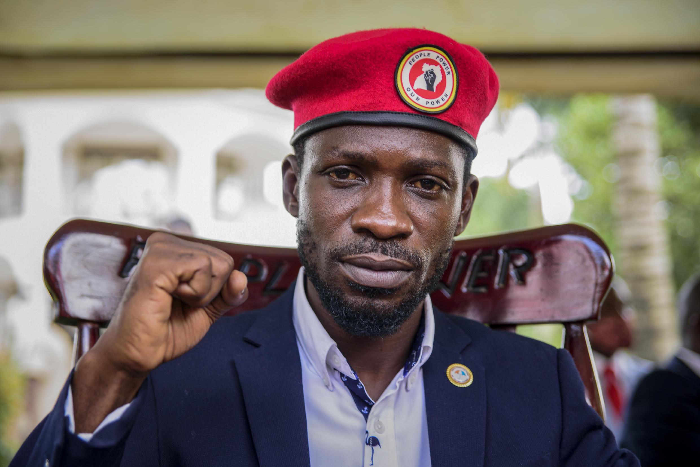 PHOTO Bobi Wine - 26 janvier 2021