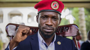 PHOTO Bobi Wine - 26 janvier 2021