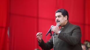 Rais Nicolas Maduro anasema yuko tayari kuwania katika uchaguzi mwaka huu.