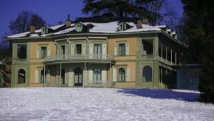 La fondation de l'Hermitage à Lausanne