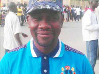 Ahmed Abba, correspondant de RFI en langue haoussa au Cameroun.
