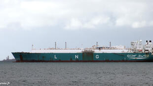 آیندۀ صدور گاز به حمل و نقل دریایی وابسته است - یک کشتی فرانسوی حامل گاز مایع