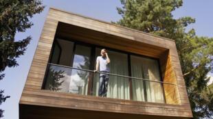 Un logement écologique et durable.