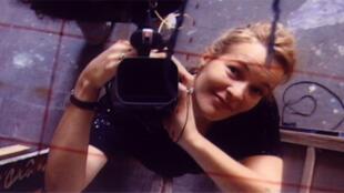 La réalisatrice et auteure Marie Binet.