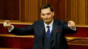 Гончарук — самый молодой премьер в истории Украины.