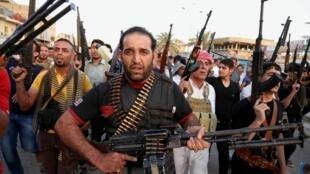 Wapiganaji wa Kisunni nchini Iraq