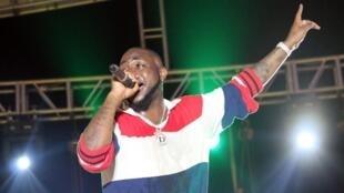 Mawakin Najeriya, David Adedeji Adeleke da aka fi sani da Davido