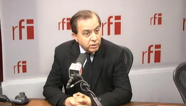 Roger Karoutchi, sénateur UMP des Hauts-de-Seine, ancien ministre et co-directeur de campagne de Jean-François Copé.