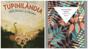 """""""Tupinilândia"""" e """"La Mort et le Météore"""", foram os dois romances brasileiros que integraram a temporada literária francesa, momento mais importante do mercado editorial na França."""