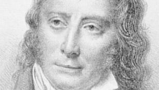法国思想家本杰明.贡斯当