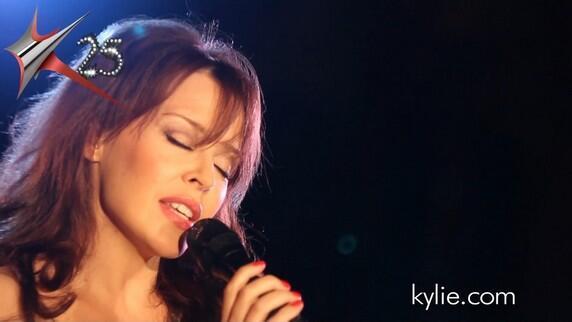 Nữ ca sĩ người Úc Kylie Minogue (DR)
