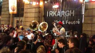 Festa da música 2010 nas ruas de Paris.