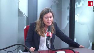 Yaël Braun-Pivet sur RFI le 23 janvier 2019.